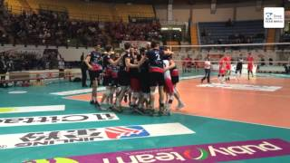 A1M MONZA-PIACENZA: IL MATCHPOINT 3-1