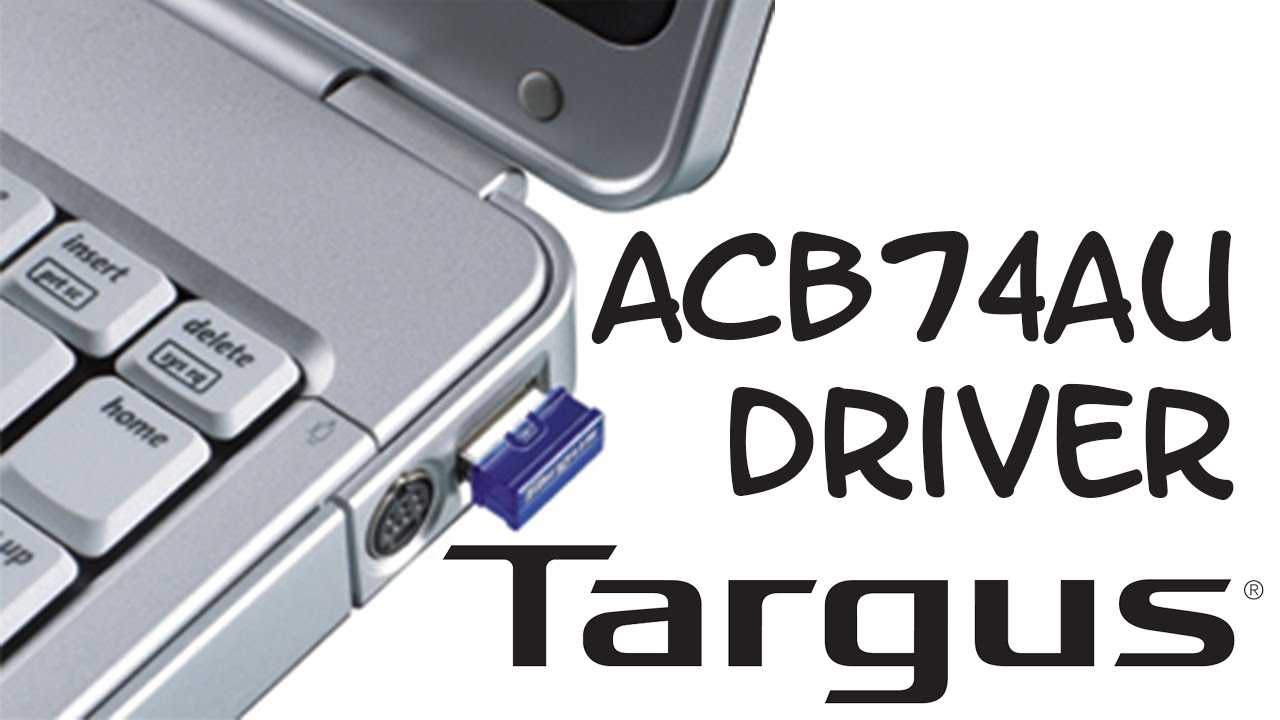 Targus Bluetooth Dongle ACB74AU Driver - YouTube