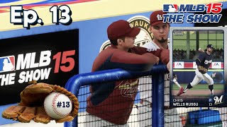 MLB 15 The Show (PS4) Road To The Show SP Ep. 13 | Mentors