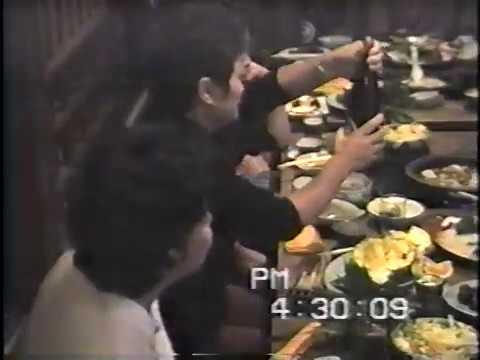 石焼料理みのる15周年記念ビデオアルバム②