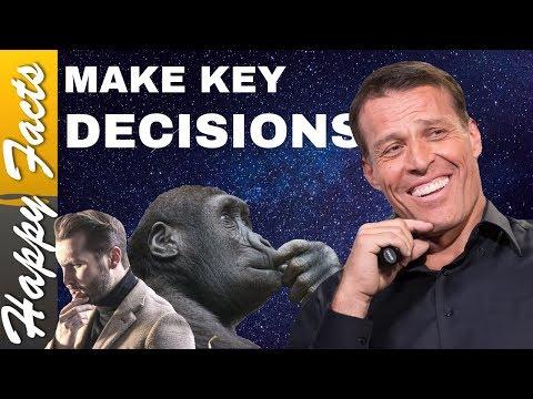 How To Make Decisions - Tony Robbins
