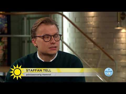 Bostadsbrist - samtidigt som det är svårsålt - Nyhetsmorgon (TV4)