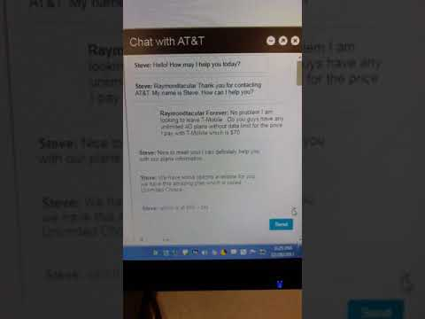 AT&T Live Chat