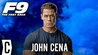 John Cena on 'F9' and Why James Gunn's Filmmaking Style Reminds Him of Vince McMahon