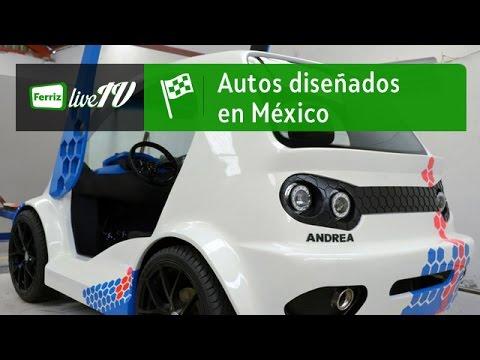 Autos made in México…