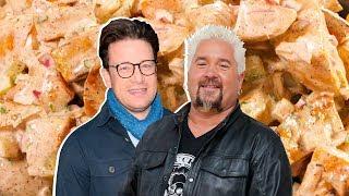 Guy Fieri Vs. Jamie Oliver: Whose Potato Salad Is Better?