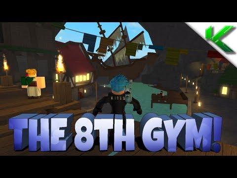 FIGHTING THE 8th GYM UPDATE! - Pokemon Brick Bronze Livestream