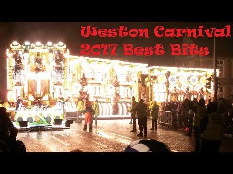 Weston Carnival  2017 Best Bits HQ