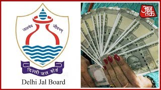 Delhi Jal Board Passes Order For Increase In Water Rate by 20 % From January