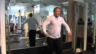 Bodybuilding - Brusttraining