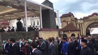 Шикарная Свадьба Кадырова.