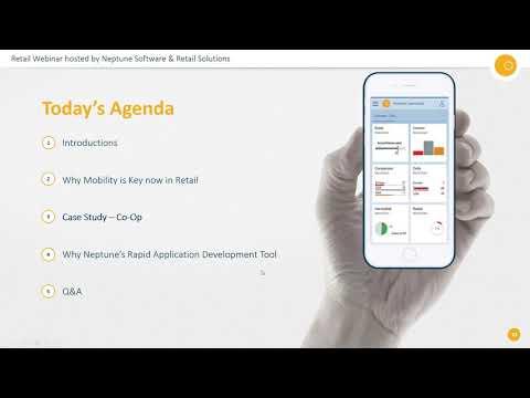 Retail Webinar Optimizing your Retail Operations through Digital