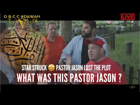 WHAT ON EARTH 🌏 WAS THAT PASTOR JASON ? v #AdnanRashid