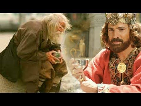 la-sabidurÍa-de-un-mendigo-y-la-riqueza-de-un-rey