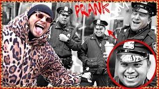 PRANK na POLICJI w NEW YORK'u *nie byli w szoku*