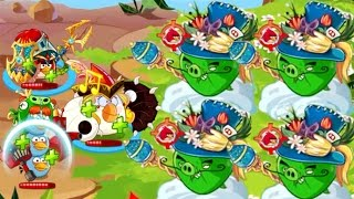 New Event The Golden Easter Egg Hunt  ♥ Angry Bird Epic | Ep 8