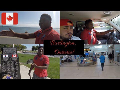 Best City To LIVE In Canada, Burlington, Ontario Vlog!