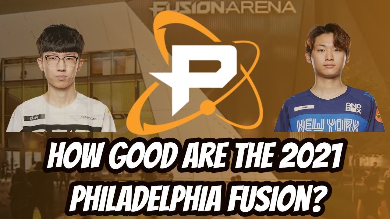 How Good Are The 2021 Philadelphia Fusion?