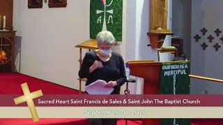 Sacred Heart Saint Francis // 9-20-20