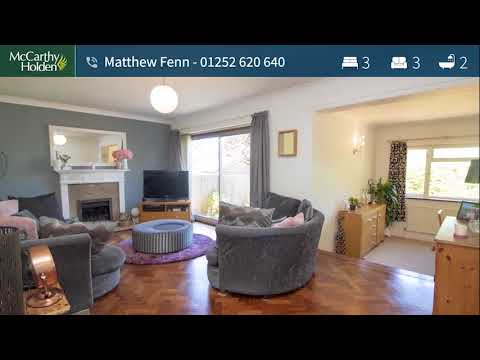 3/4 Bedroom Property For Sale in Fleet Hampshire