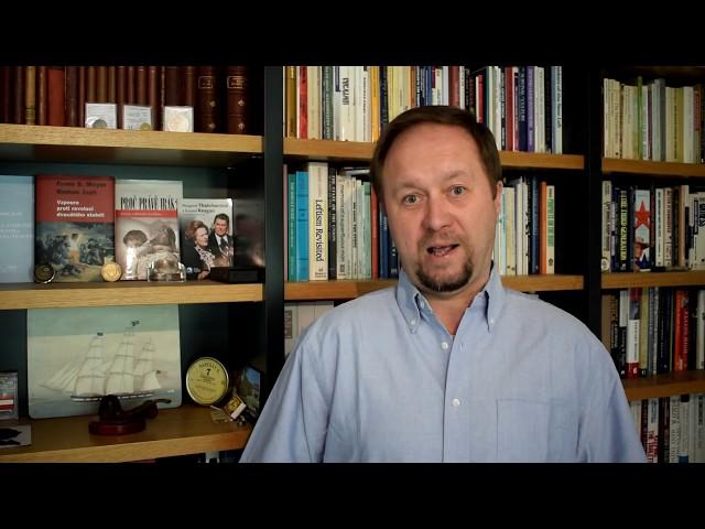 RomanJoch: Je důležitější naše svoboda nebo naše bezpečnost?