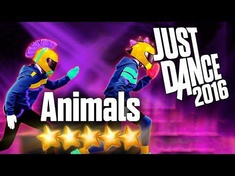 Download Just Dance 2016   Animals   5 stars