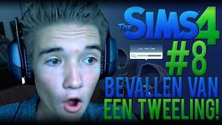 BEVALLEN VAN EEN TWEELING - The Sims #8