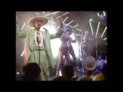 Kid Creole And The Coconuts - Stool Pigeon (TOTP 1982)