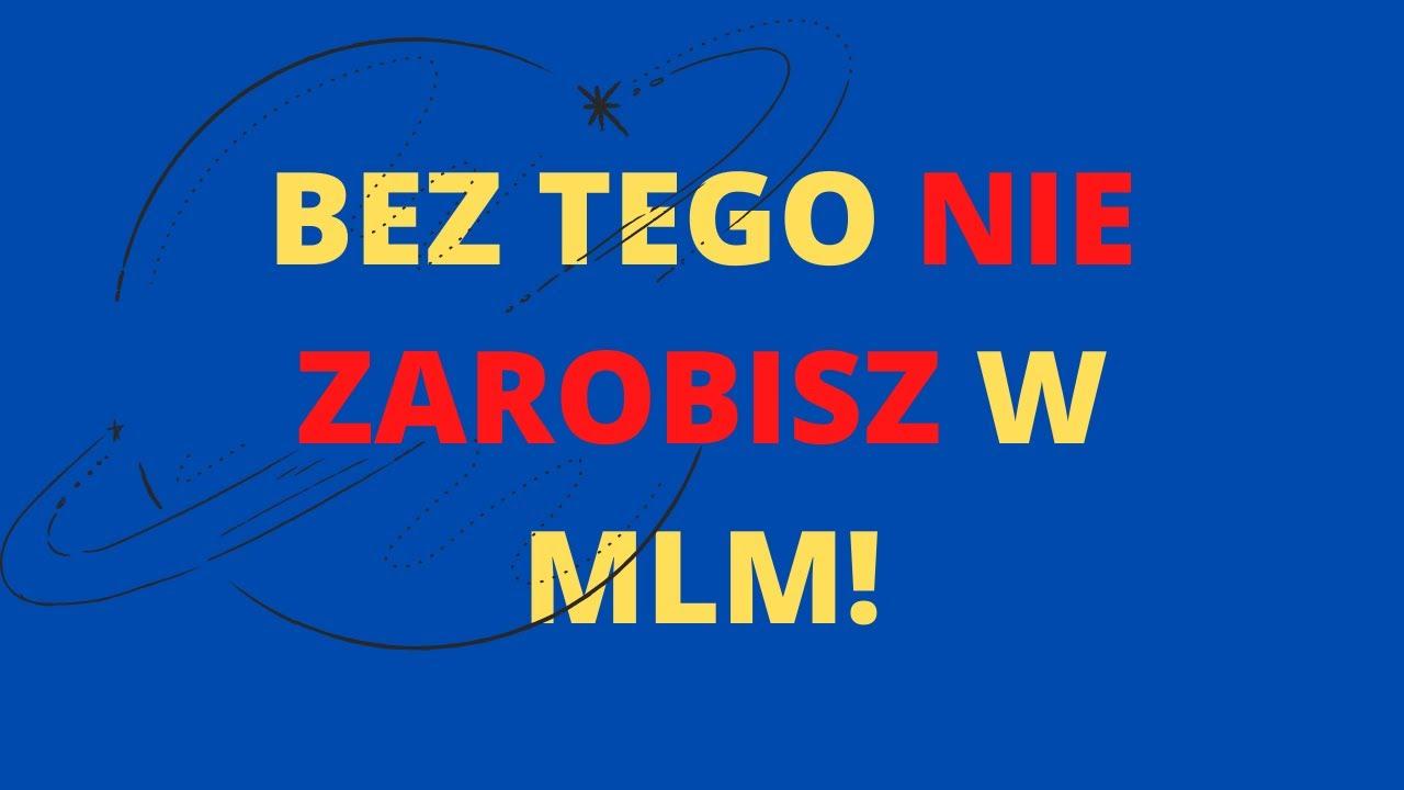 Biznes MLM, a Może Maszyna Do Zarabiania w Domu...?!