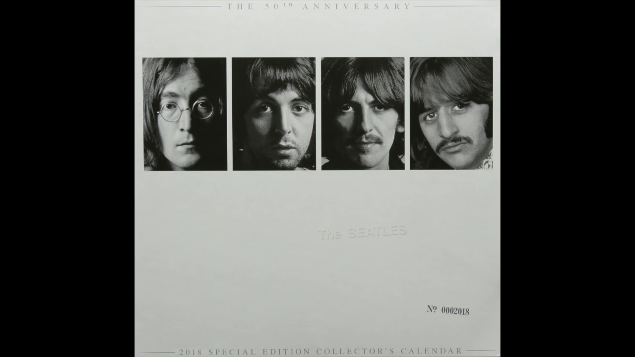 The White Album 2018 Remix Review The Beatles