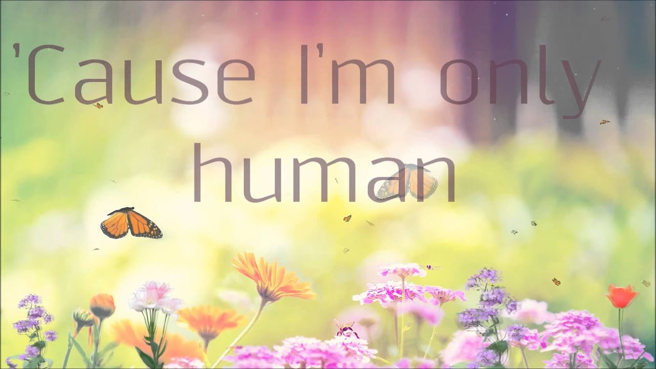 Christina Perri - Human Lyrics HD #1