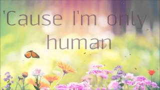 Скачать Christina Perri Human Lyrics HD