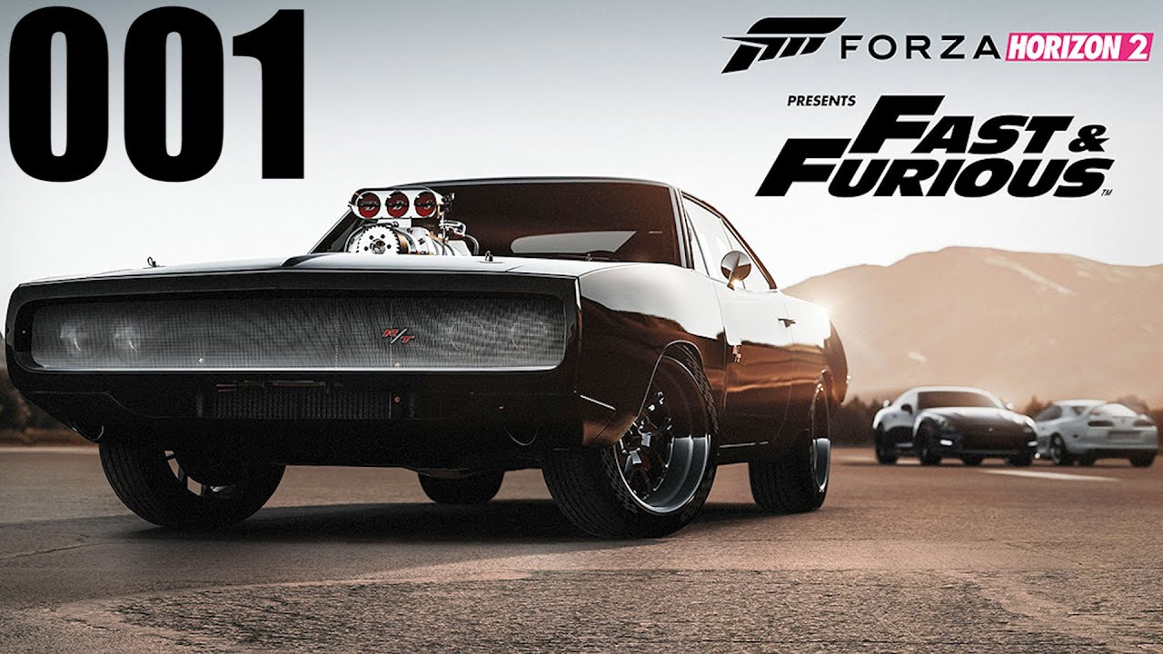 forza horizon 2 presents fast and furious 7 gameplay. Black Bedroom Furniture Sets. Home Design Ideas
