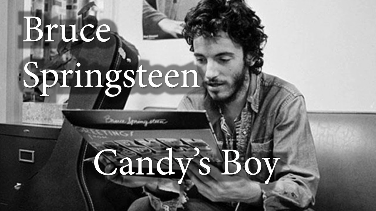 """Résultat de recherche d'images pour """"bruce springsteen candy's boy"""""""