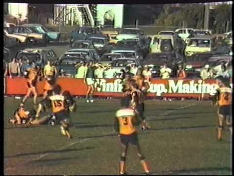 1987 Easts vs Brothers Langlands Park