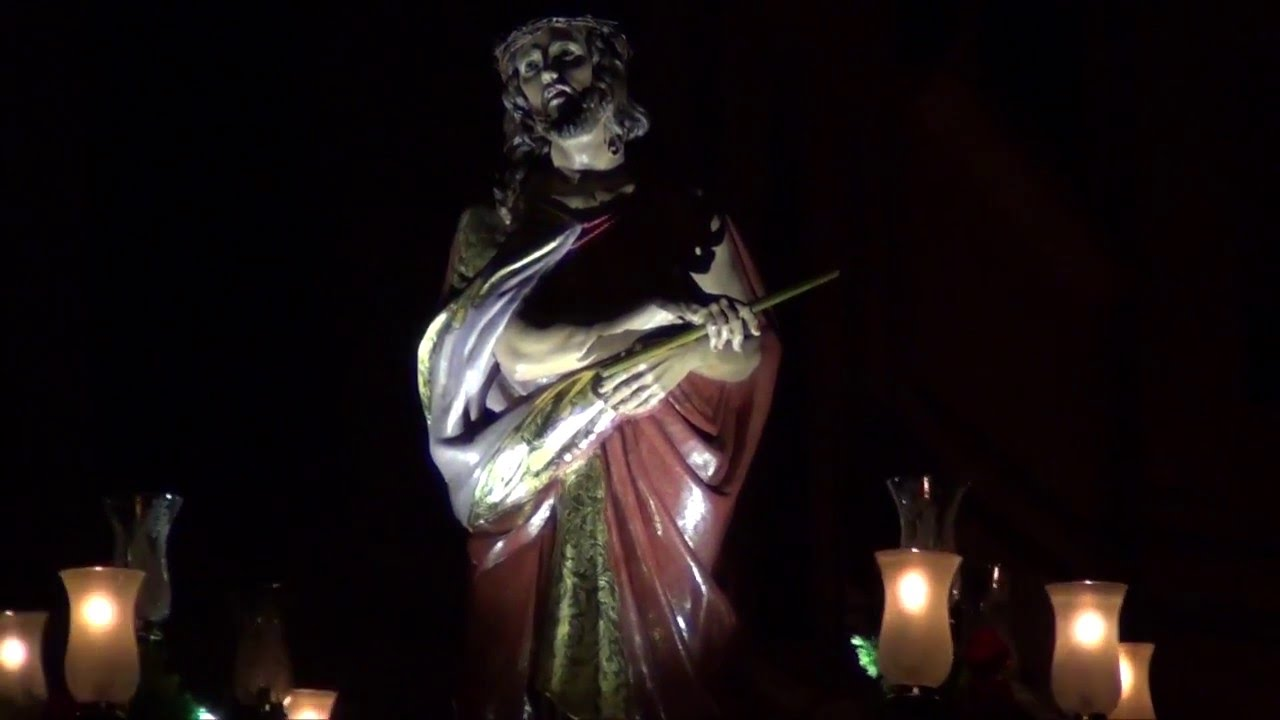 Procesion Silencio Semana Santa Sagunto 2016