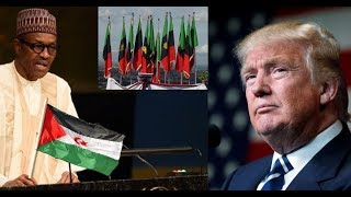 BIAFRA: LISTEN AS U.S.A PRESIDENT, DONALD TRUMP PLANNING TO SET BIAFRA FREE.