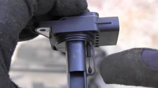 Toyota 4Runner MAF mass air flow sensor cleaning
