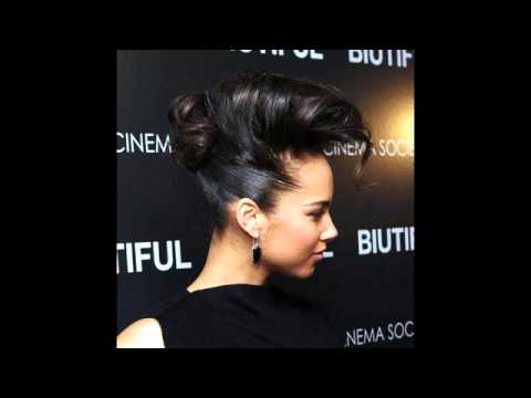 Alicia Keys Hairstyles - Celebrity Hairstyles