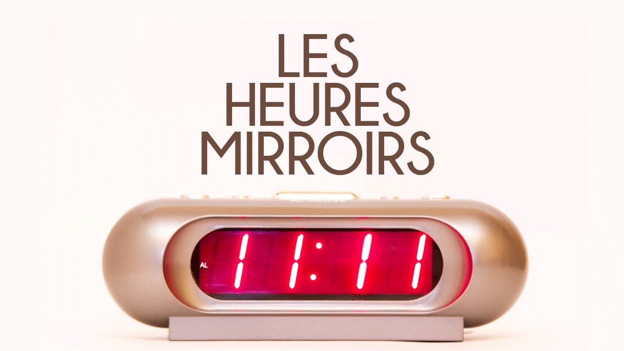 Les heures miroirs conf rence francovoyance youtube for Heure miroir 07h07