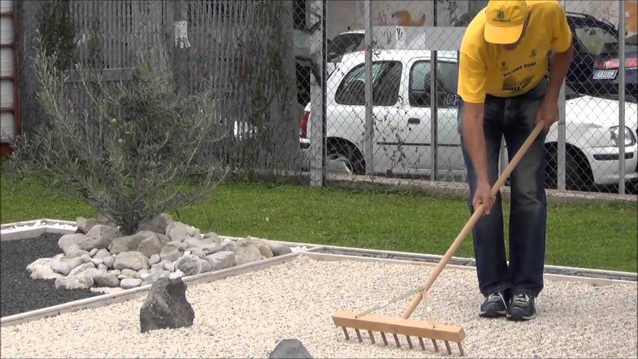 eugo - giardino giapponese - youtube - Costruire Piccolo Giardino Zen