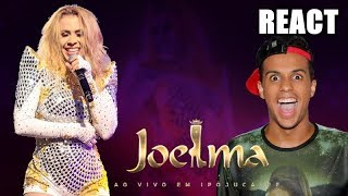 Baixar JOELMA EM IPOJUCA (4 MÚSICAS) REACT - Xonados por Joelma