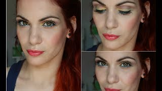 1 brand tutorial: NYX ✿ Tropical Make-up Thumbnail