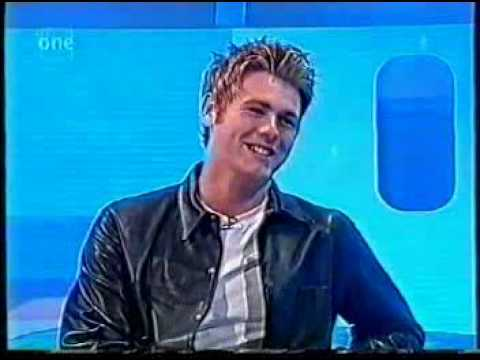 Brian mcFadden Interview on Smash Hits Motown Mania
