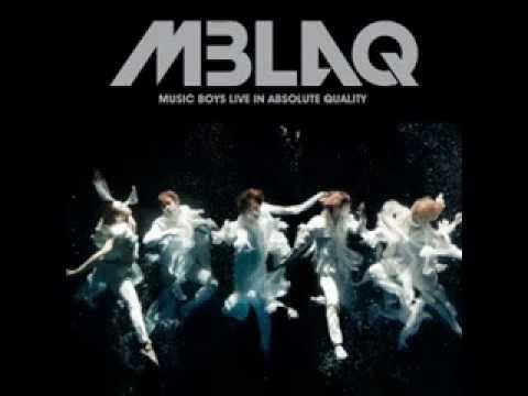 MBLAQ Cry mp3