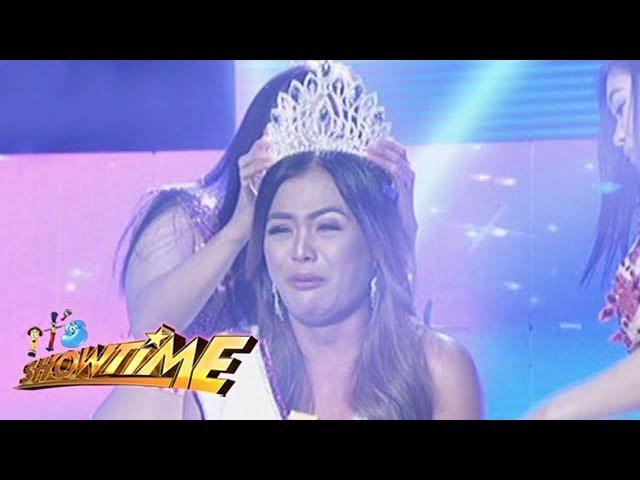 It's Showtime Miss Q & A: Jhazmine Estrella Miranda Castro is the new winner