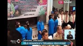 Pasca Viral Video PornØ Anak, Polisi Tangkap Sang Sutradara & Wanita Pemerannya - iNews Siang 08/01