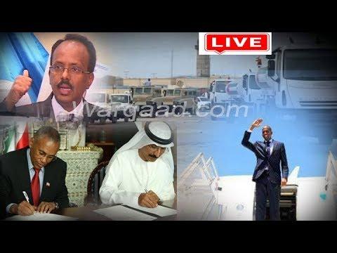 DOODII Adkeyd ee Go'aankii Imaaraadka ee Midnimada Somalia & Khilaafka S/Land