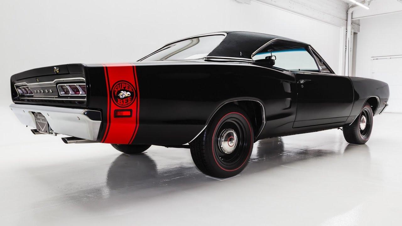 1969 Dodge Coronet Super Bee Youtube