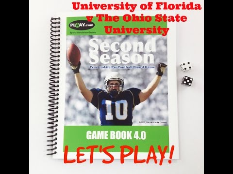 brand new b66db 4459b TIM TEBOW BACK IN ACTION!!!- SECOND SEASON FOOTBALL- UF v OSU (1Q)